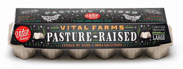 Pasture-Raised Eggs 12 Ct Large Carton