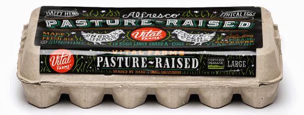 Pasture-Raised Eggs 18 Ct Large Carton